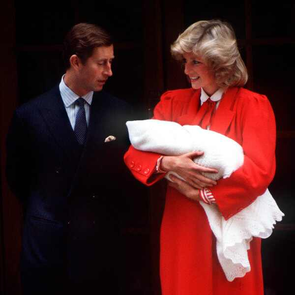 ESC: Princess Diana, Prince Harry